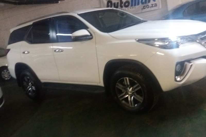 Toyota Fortuner Fortuner 2 4GD-6 auto for sale in Gauteng