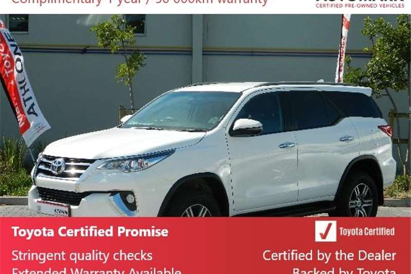 Toyota Fortuner 2.4GD 6 auto 2019