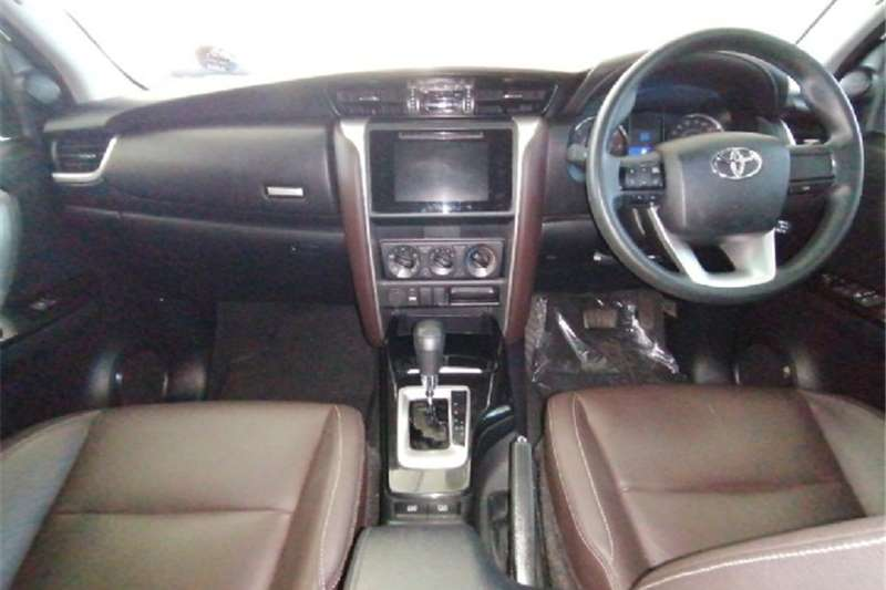 Toyota Fortuner 2.4GD-6 auto 2019