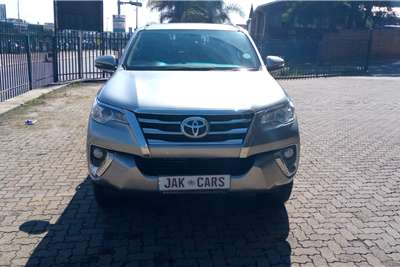 Used 2019 Toyota Fortuner 2.4GD 6 auto