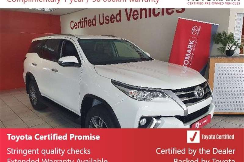 Toyota Fortuner 2.4GD 6 auto 2020