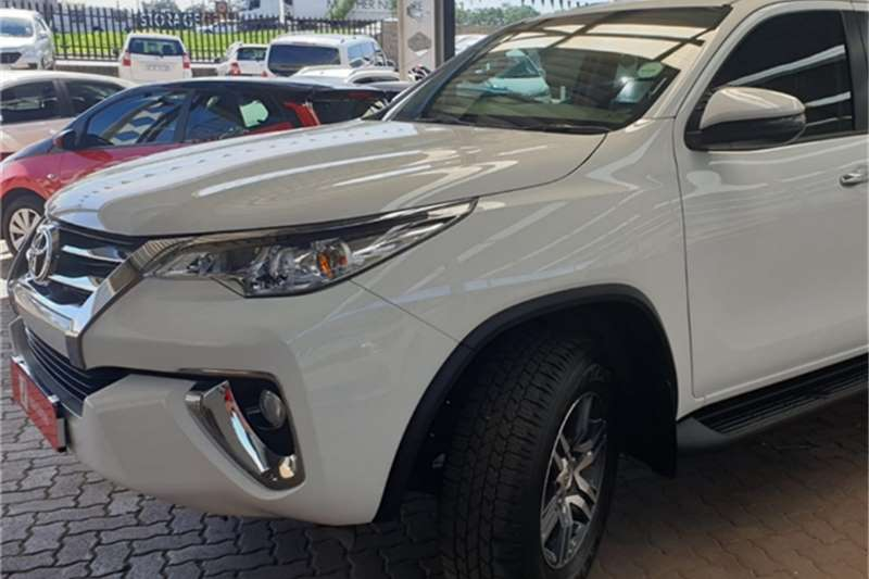 Toyota Fortuner 2.4GD-6 auto 2020