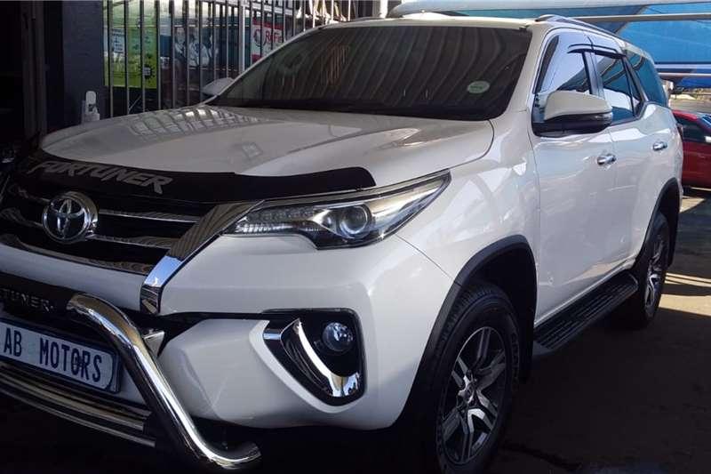 2020 Toyota Fortuner Fortuner 2.4GD-6 auto