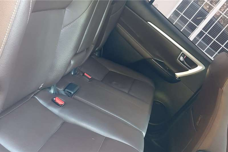 Used 2020 Toyota Fortuner 2.4GD 6 auto