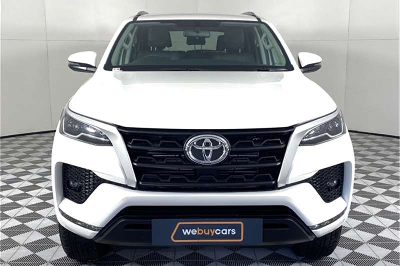 2021 Toyota Fortuner Fortuner 2.4GD-6 auto