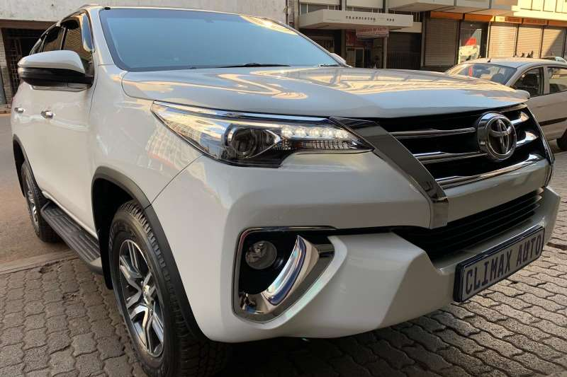 Toyota Fortuner 2.4GD 6 auto 4X4 2019