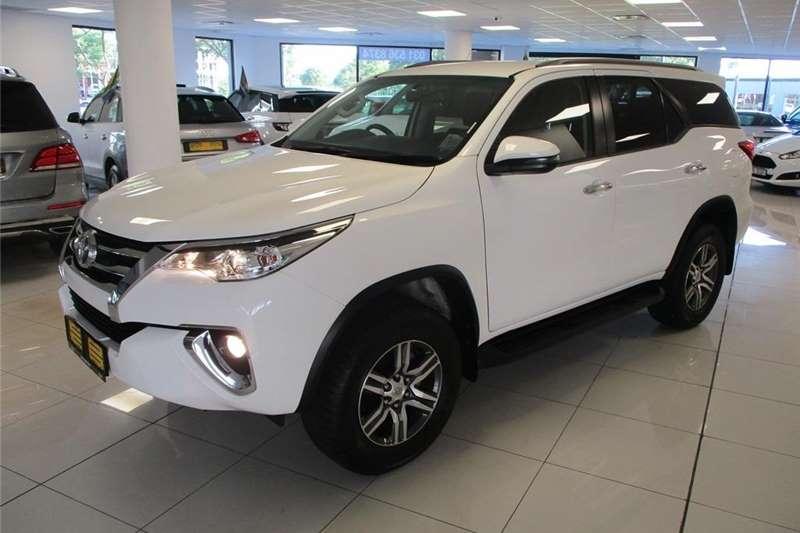 0 Toyota Fortuner