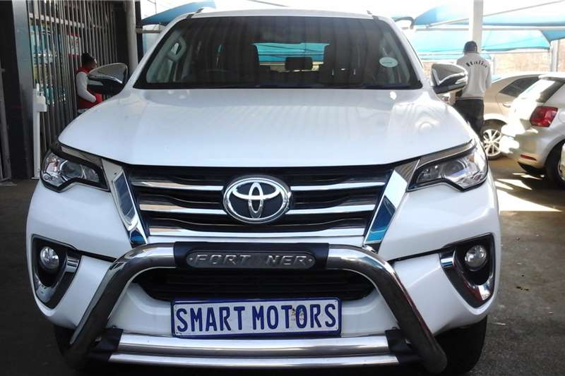 Toyota Fortuner 2.4GD 6 MANUAL 2018