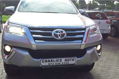 Toyota Fortuner 2.4GD 6 R/B A/T 2019