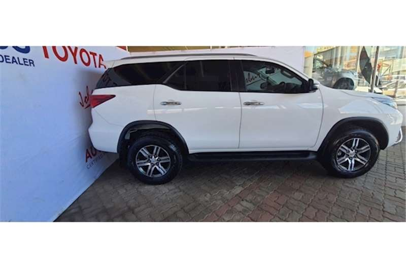 Toyota Fortuner 2.4GD 6 R/B A/T 2021