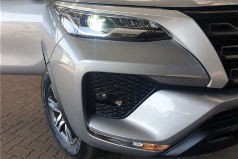 2021 Toyota Fortuner FORTUNER 2.4GD-6 R/B A/T