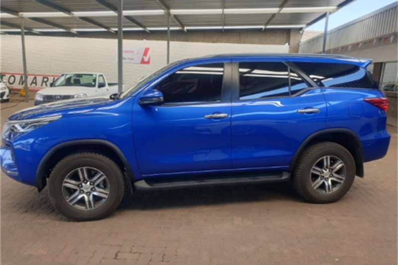 Used 2021 Toyota Fortuner FORTUNER 2.4GD 6 R/B A/T
