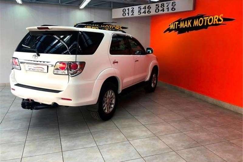 Toyota Fortuner 2.5D-4D 2011