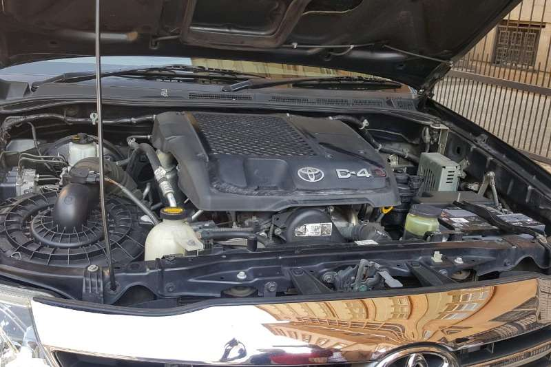Used 2013 Toyota Fortuner 2.5D 4D