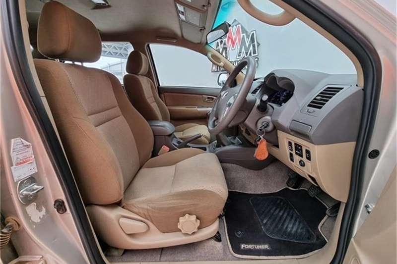 2014 Toyota Fortuner Fortuner 2.5D-4D