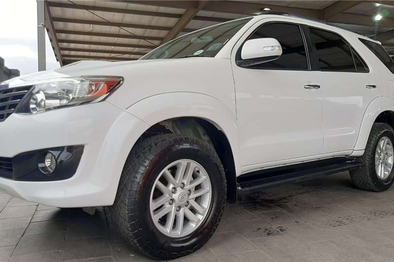 Used 2014 Toyota Fortuner 2.5D 4D