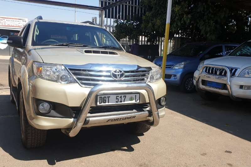 Used 2015 Toyota Fortuner 2.5D 4D