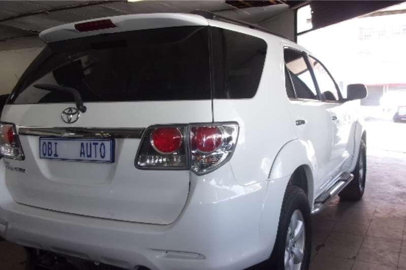 Toyota Fortuner 2.5D 4D 2015