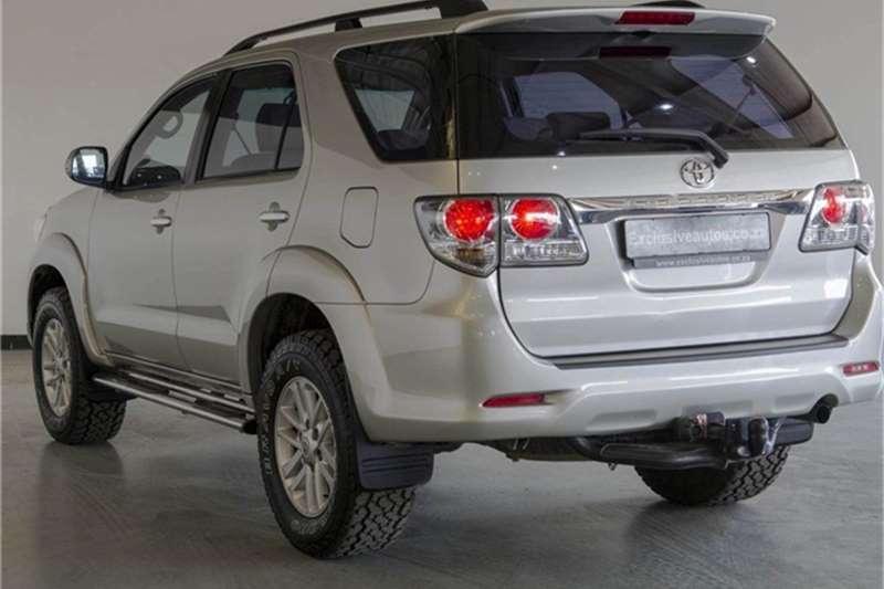 Toyota Fortuner 2.5D-4D auto 2013