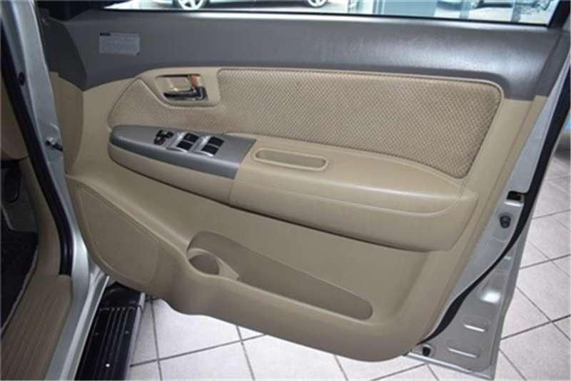 2013 Toyota Fortuner Fortuner 2.5D-4D auto