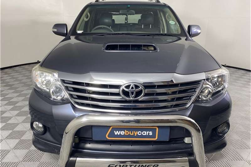 Used 2013 Toyota Fortuner 2.5D 4D auto