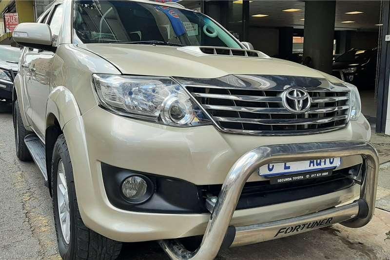 Toyota Fortuner 2.5D 4D auto 2014