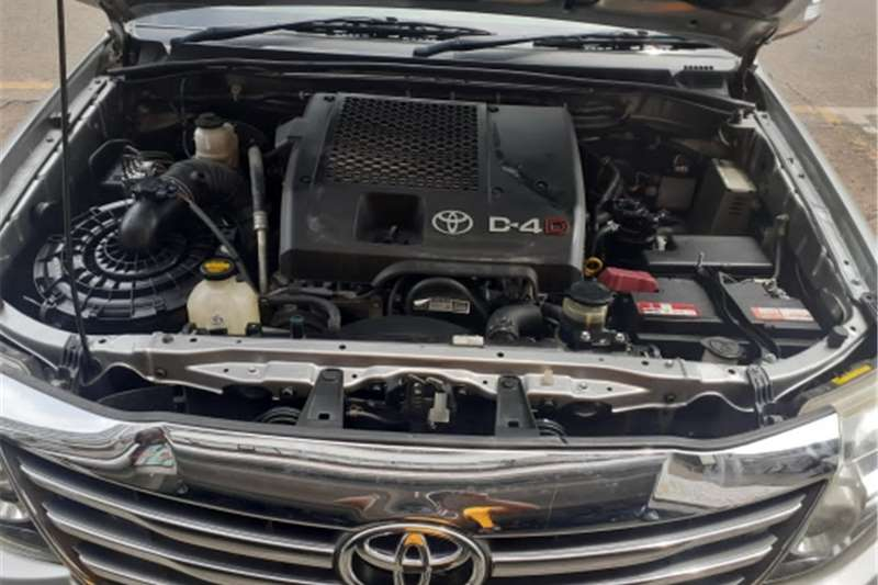 Used 2015 Toyota Fortuner 2.5D 4D auto