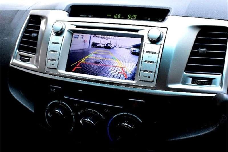2015 Toyota Fortuner Fortuner 2.5D-4D auto