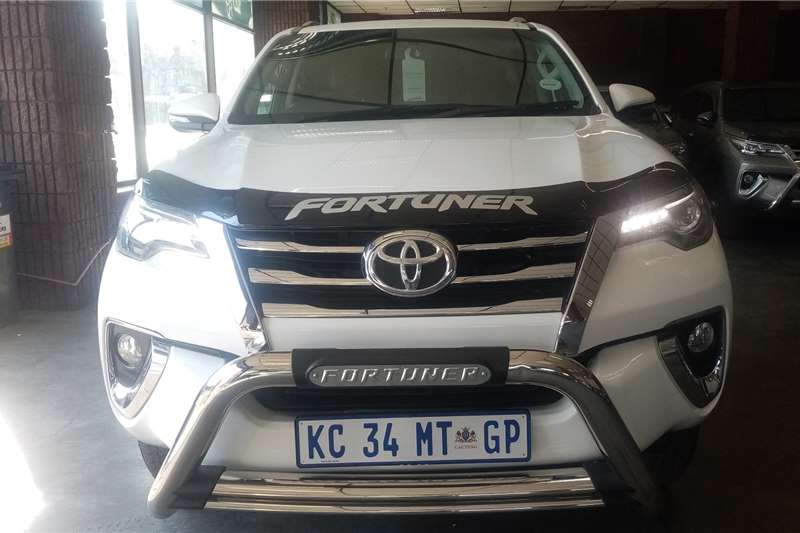 Used 2021 Toyota Fortuner 2.5D 4D auto