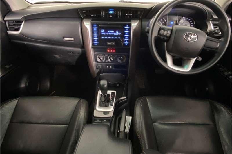 2016 Toyota Fortuner Fortuner 2.7 auto
