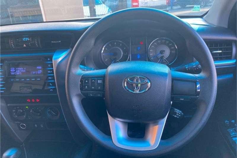 2017 Toyota Fortuner Fortuner 2.7 auto