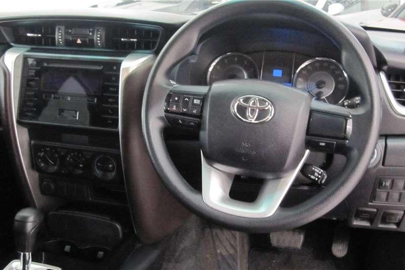 Toyota Fortuner 2.7VVTi R/B A/T 2017