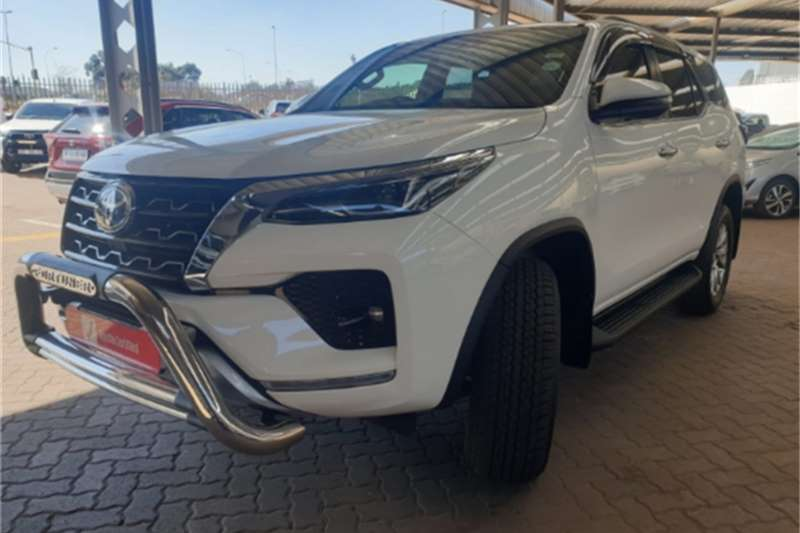 Used 2020 Toyota Fortuner FORTUNER 2.8 GD 6 4X4 VX A/T