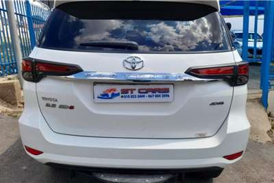 Toyota Fortuner 2,8 GD6 2017