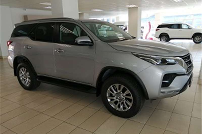 Used 2021 Toyota Fortuner