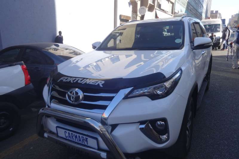 Toyota Fortuner 2.8GD 6 2016