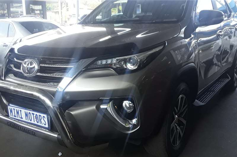 Used 2016 Toyota Fortuner 2.8GD 6