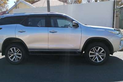 Used 2017 Toyota Fortuner 2.8GD 6