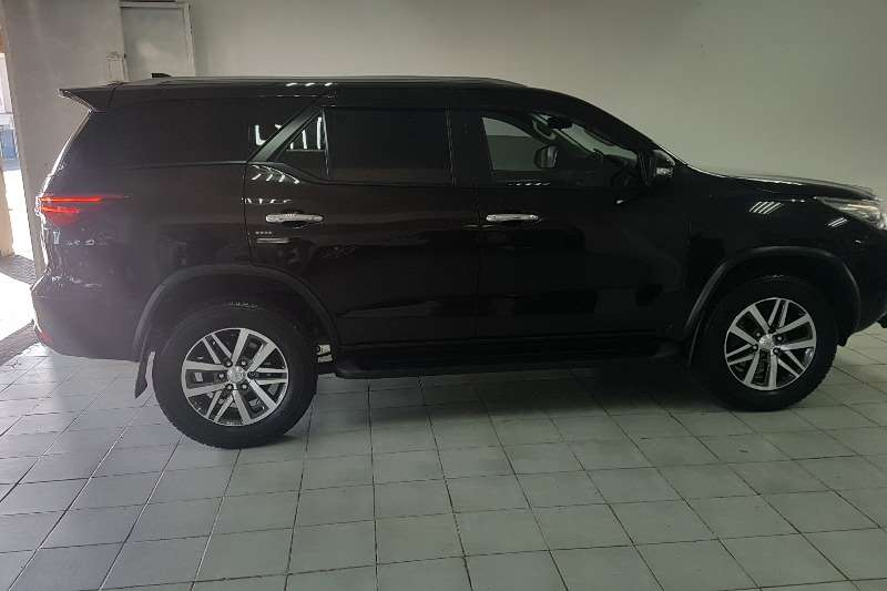 Toyota Fortuner 2.8GD 6 2018