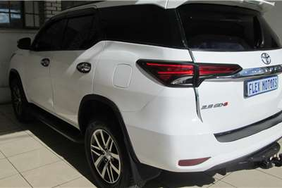 Used 2018 Toyota Fortuner 2.8GD 6