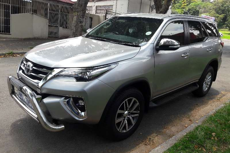 Toyota Fortuner 2.8GD 6 2019