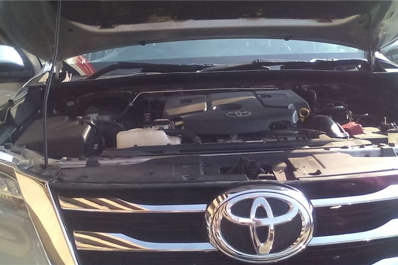 Used 2019 Toyota Fortuner 2.8GD 6