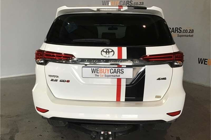 Toyota Fortuner 2.8GD 6 4x4 2016