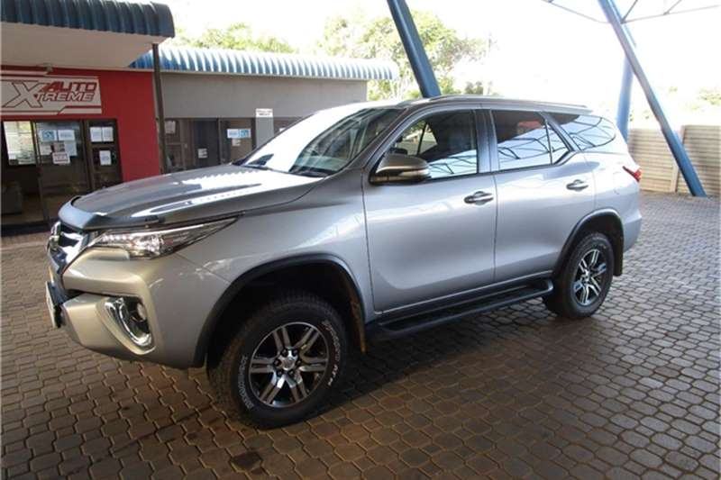 Used 2016 Toyota Fortuner 2.8GD 6 4x4
