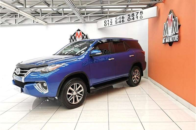Toyota Fortuner 2.8GD-6 4x4 2017