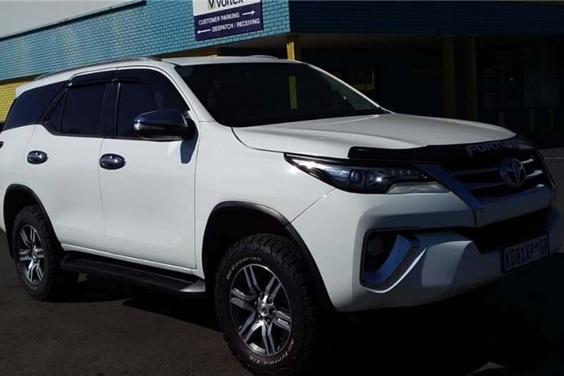 Used 2017 Toyota Fortuner 2.8GD 6 4x4
