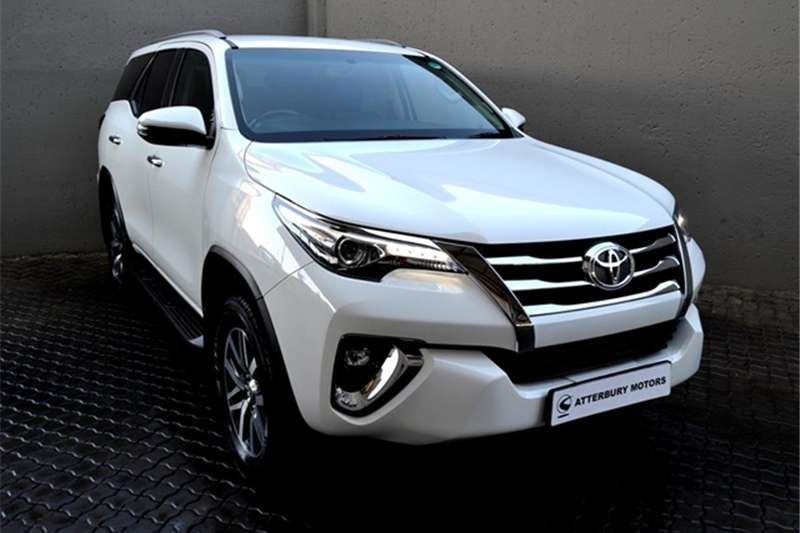 Toyota Fortuner 2.8GD 6 4x4 2018