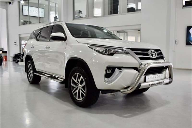 2018 Toyota Fortuner Fortuner 2.8GD-6 4x4