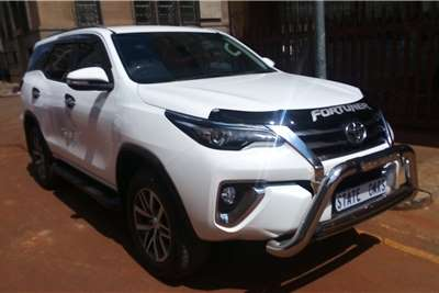 Used 2017 Toyota Fortuner FORTUNER 2.8GD 6 4X4 A/T