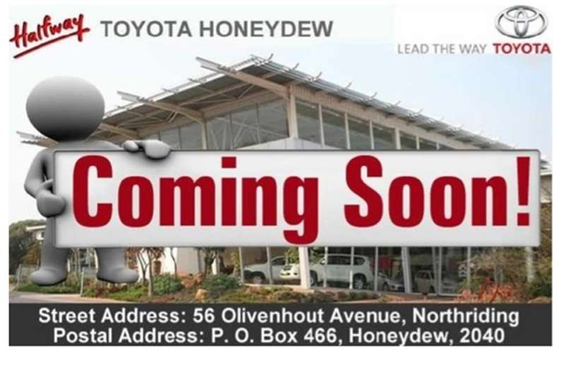 Used 2021 Toyota Fortuner FORTUNER 2.8GD 6 4X4 A/T